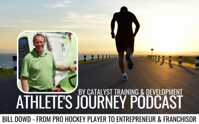 Episode #8: Bill Dowd – From Professional Hockey Player To Entrepreneur & Franchisor