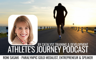 Episode #9: Roni Sasaki – How To Get A Leg Up On Life